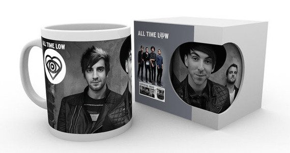 kubek ALL TIME LOW - BOMB