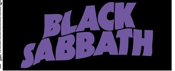 kubek BLACK SABBATH - LOGO