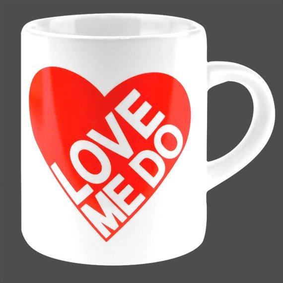 kubek THE BEATLES - LOVE ME DO espresso 100 ml