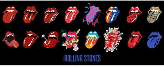 kubek THE ROLLING STONES - TONGUES