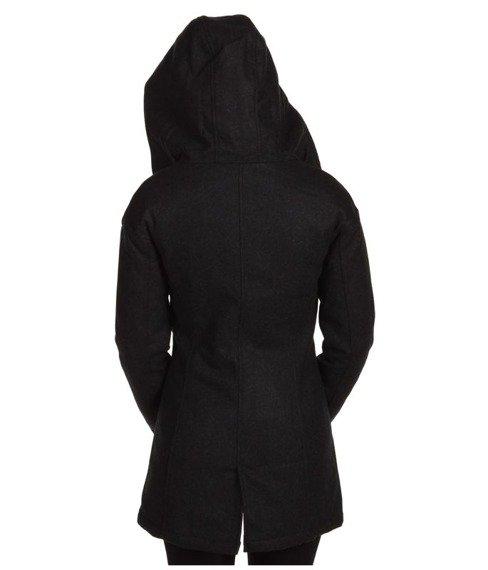 kurtka damska VANS - CUNNING (BLACK) z kapturem