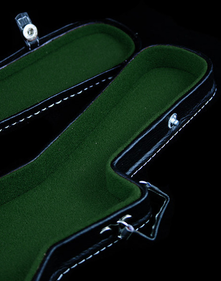 miniatura futerału gitarowego RAZORBACK DIME RAZORBACK (CZARNY)