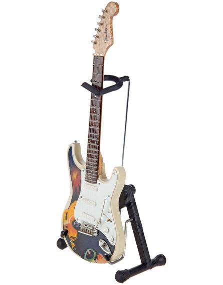 miniaturka gitary JEFF BECK - JBC HOT ROD