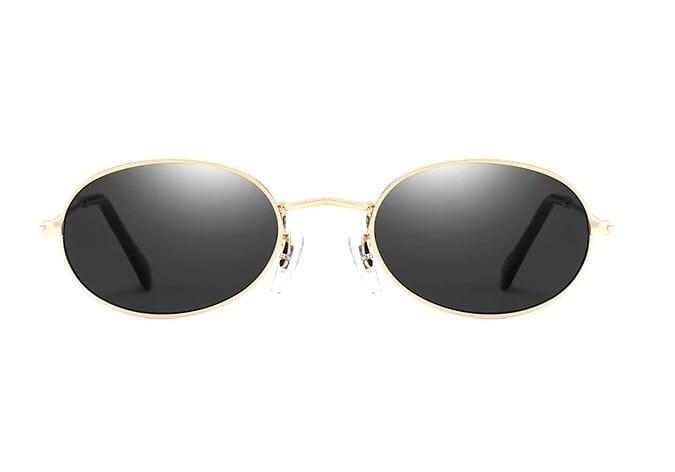 okulary LENONKI STEAMPUNK  BLACK/GOLD