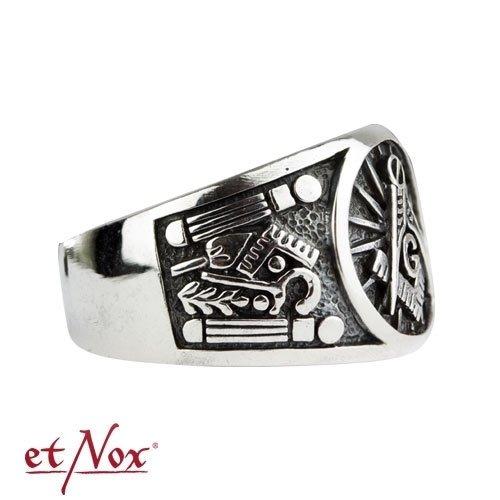 pierścień MASON, srebro 925