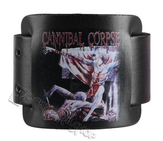 pieszczocha CANNIBAL CORPSE - TOMB OF THE MUTILATED