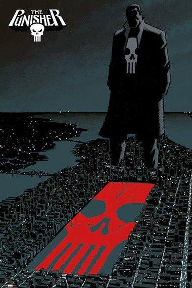 plakat MARVEL EXTREME - THE PUNISHER