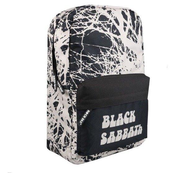 plecak BLACK SABBATH - SBS WHITE