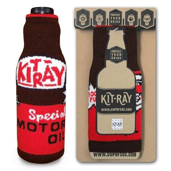 pokrowiec na butelkę/puszkę KIT-RAY - SPECIAL MOTOR OIL