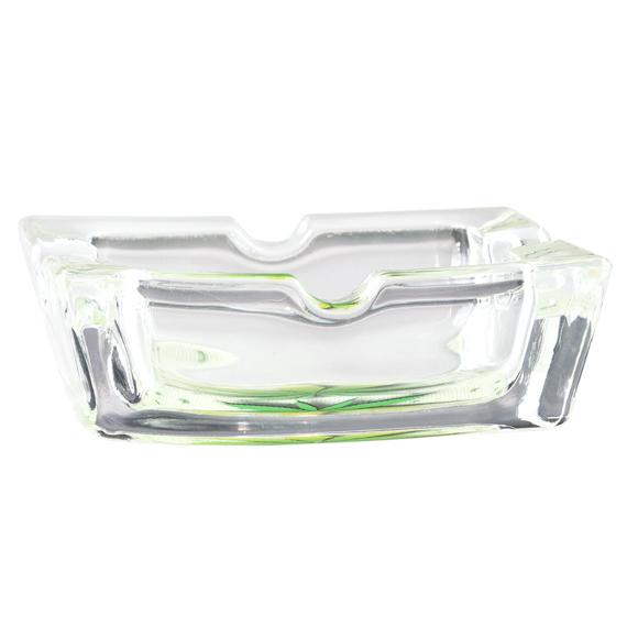 popielniczka szklana TRAWKA 9