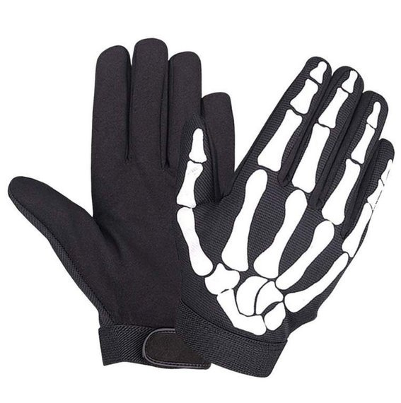 rękawiczki SKELETON