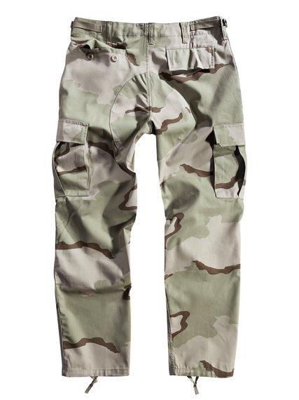 spodnie bojówki MMB US BDU HOSE 3 COLOR - DESERT