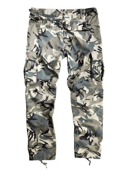 spodnie bojówki MMB US BDU HOSE BW - AIR FORCE