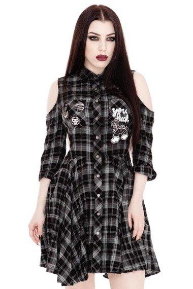 sukienka KILL STAR - POLLY