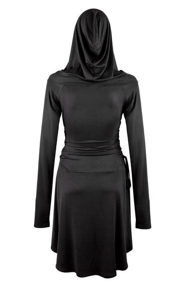sukienka RAVEN SKULL