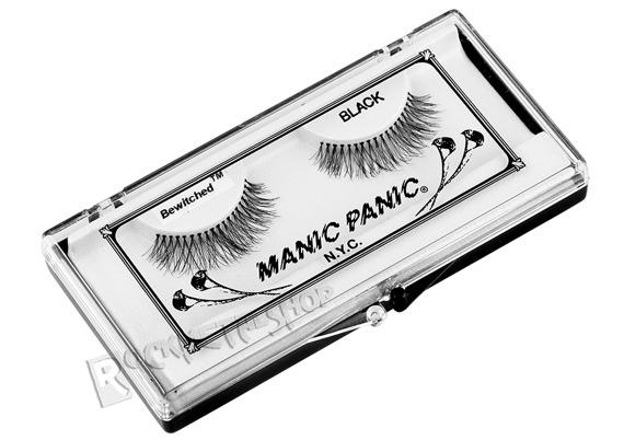 sztuczne rzęsy MANIC PANIC - GLAM LASHES - BEWITCHED