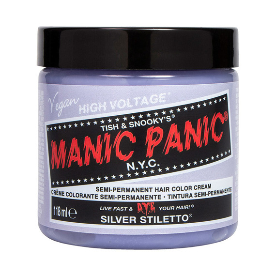 toner do włosów MANIC PANIC - STILETTO SILVER