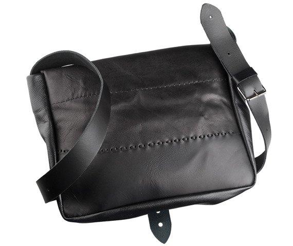 torba skórzana PENTAGRAM