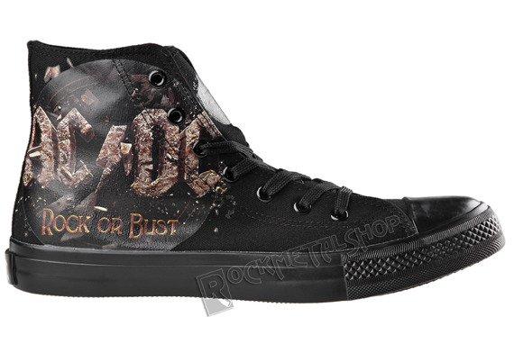trampki AC/DC- ROCK OR BUST