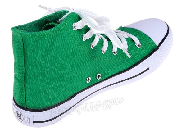trampki NEW AGE - PACIFE GREEN