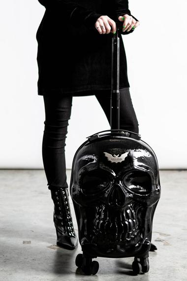 walizka podróżna KILLSTAR - TOMB