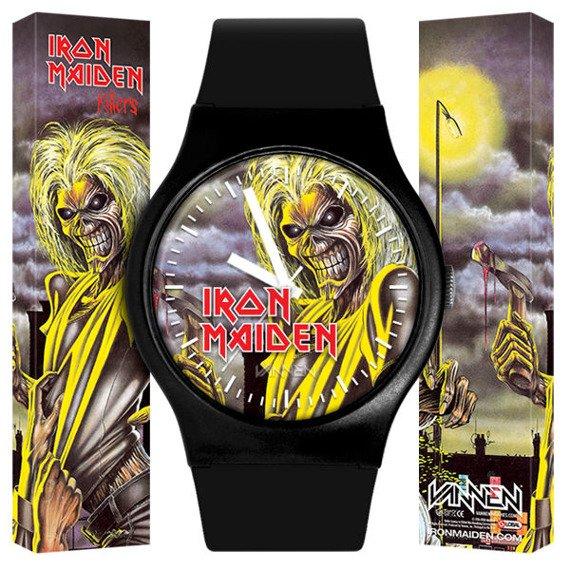 zegarek IRON MAIDEN - KILLERS, limited