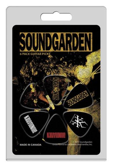 zestaw kostek SOUNDGARDEN LP-SG1 (6 szt)