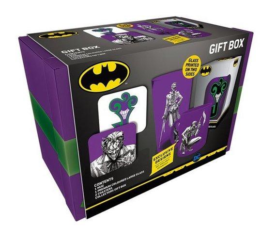 zestaw podarunkowy/gift box THE JOKER - DC COMICS